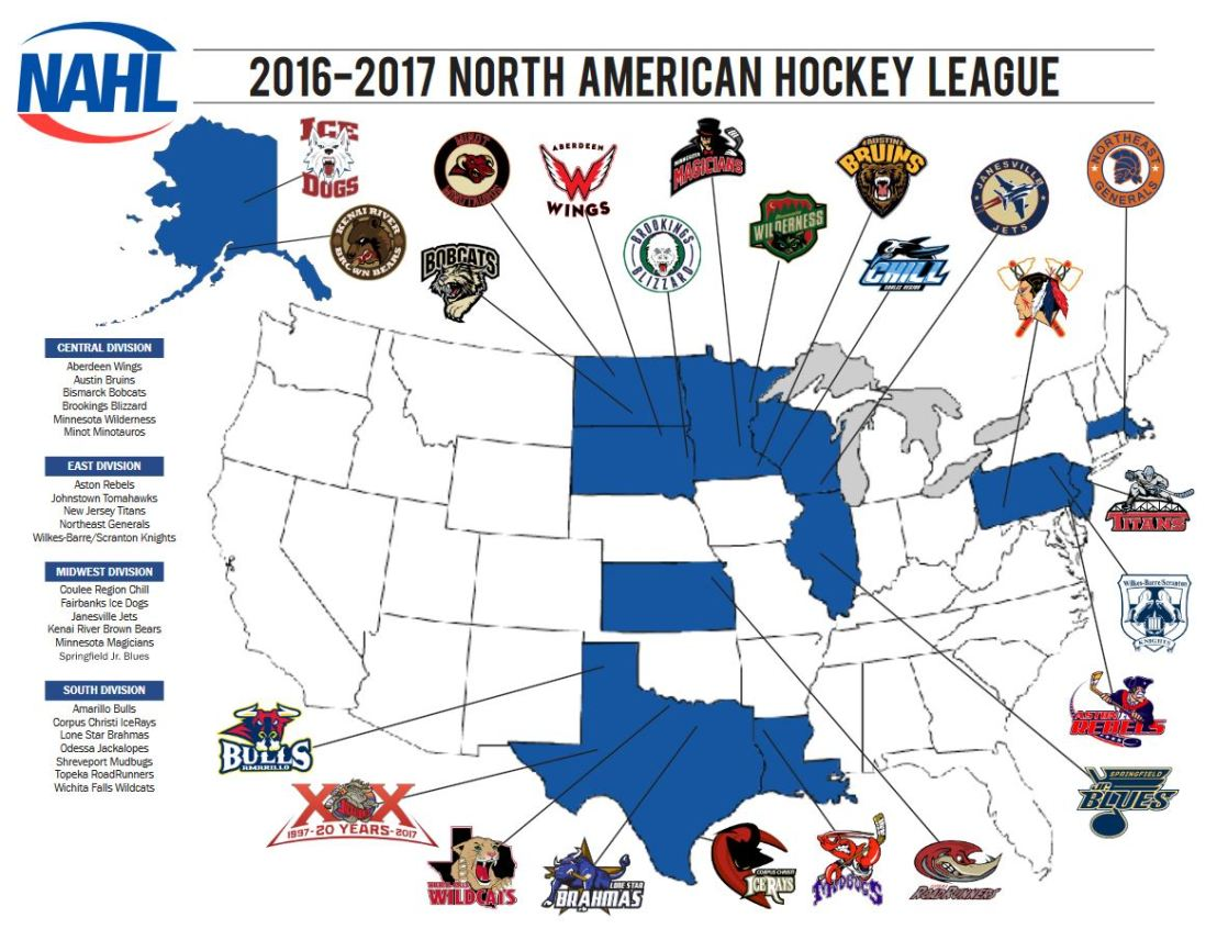 Introduction To The Nahl And Junior Hockey Mudbug Musings